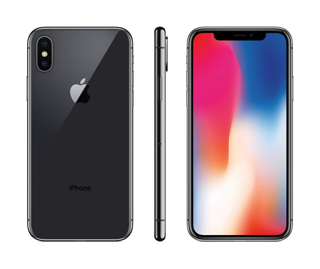 iPhone X 256gb Space Gray (сток А)